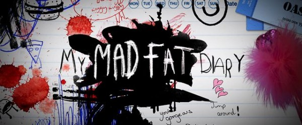 My Mad Fat Diary on E4